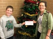 Melbourne school embodies the spirit of giving