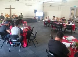 Macquarie Fields community gathers to 'grow and go'