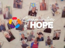 Communities of Hope - Major Bryce Davies