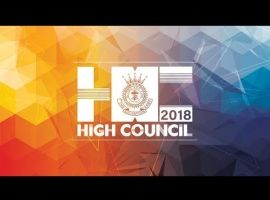 Welcome to the 2018 High Council