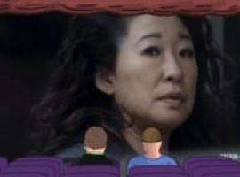 Upstream - Killing Eve