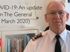 COVID-19: An update from The General (20 March 2020)