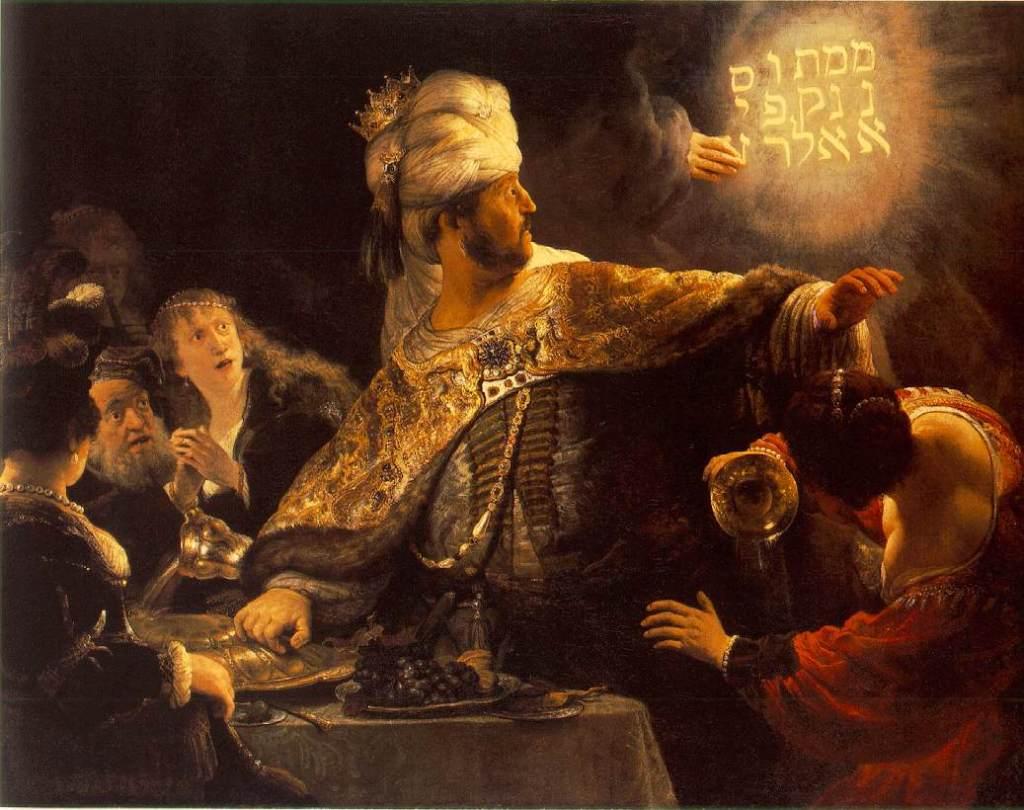 Belshazzar_painting