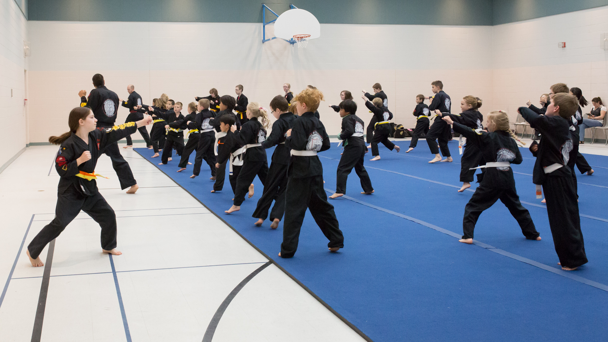 Kung-Fu for Christ connects Canadian community to church | Others ...