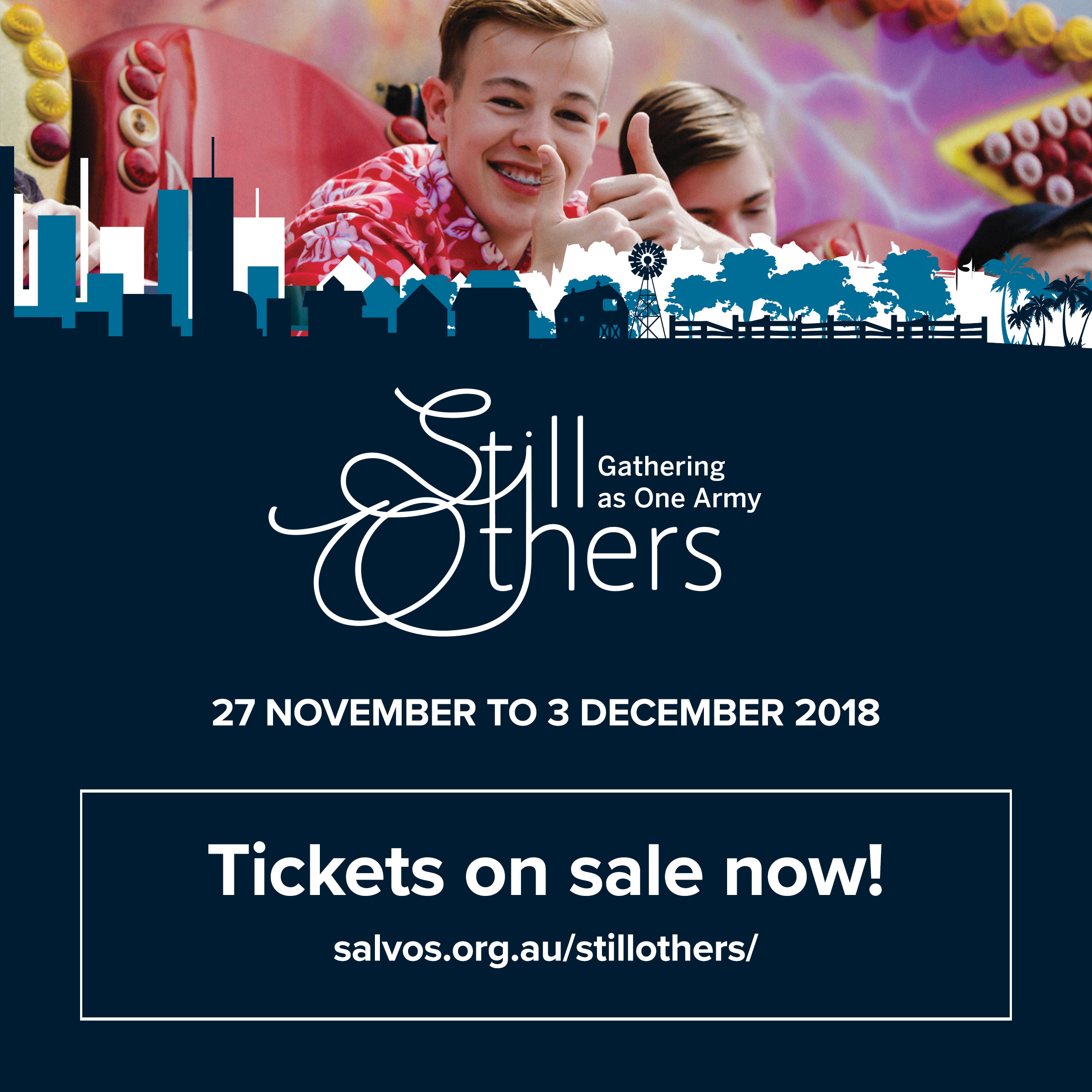 Tickets now on sale for Still Others event | Others Magazine